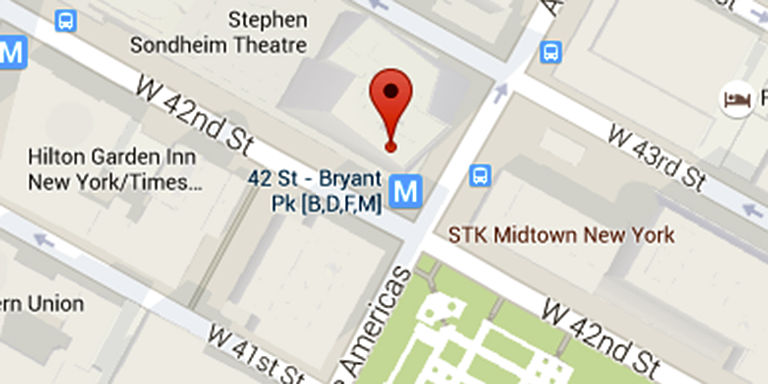 New York Google Map Google Map